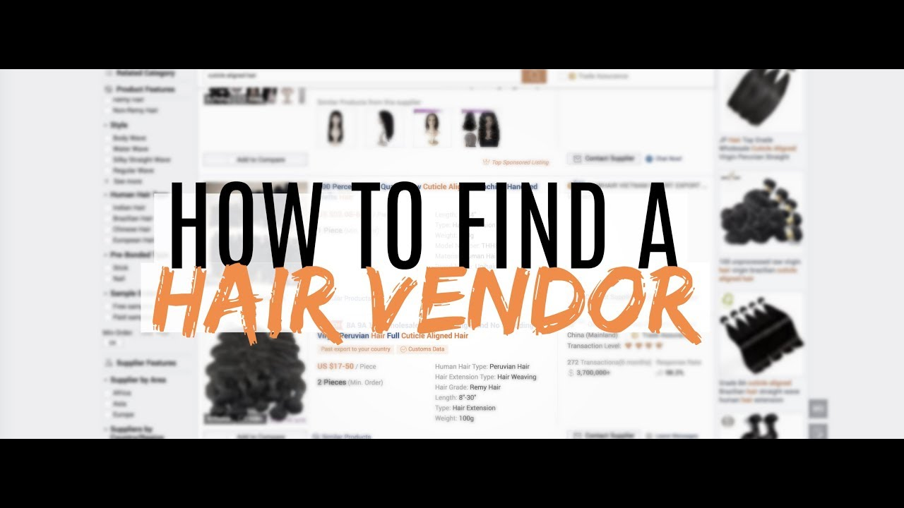 TOP 10 Ali-Express Hair Vendors