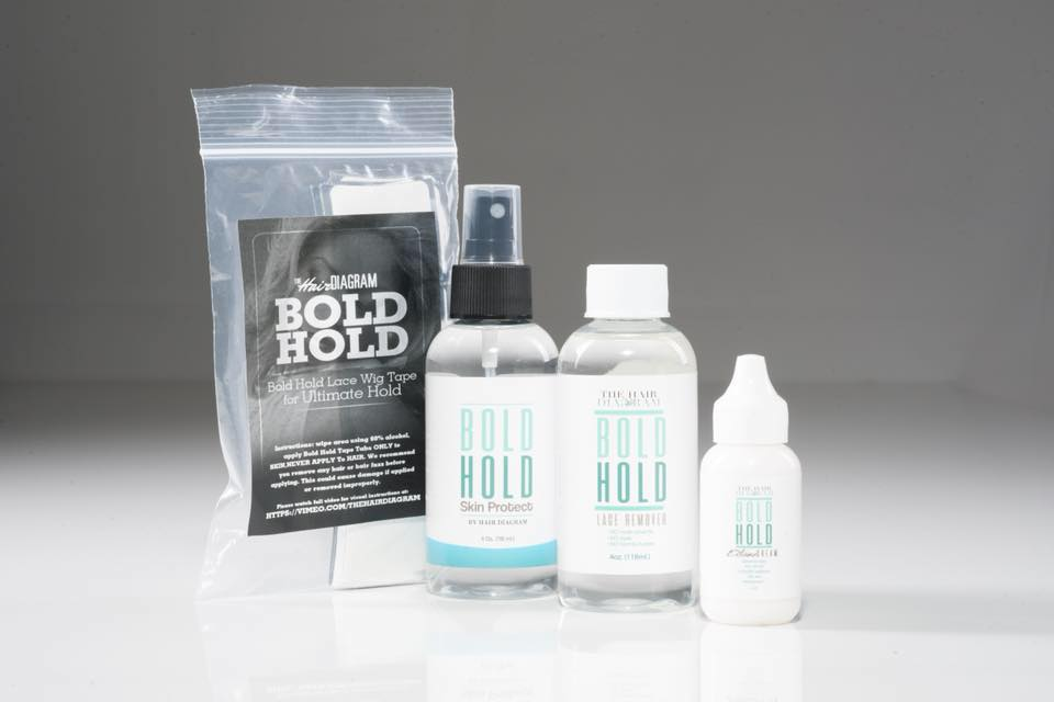 Bold Hold Product Line